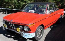 Bmw cabrio robert
