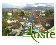Ville d'Aoste